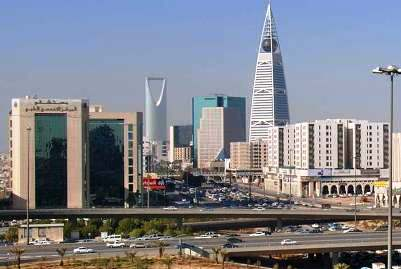 صور من مدينة الرياض الروشن العربي