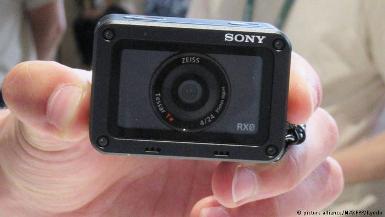 كاميرا مدمجة